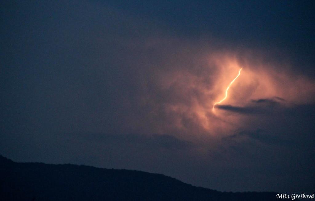bouřka / storm
