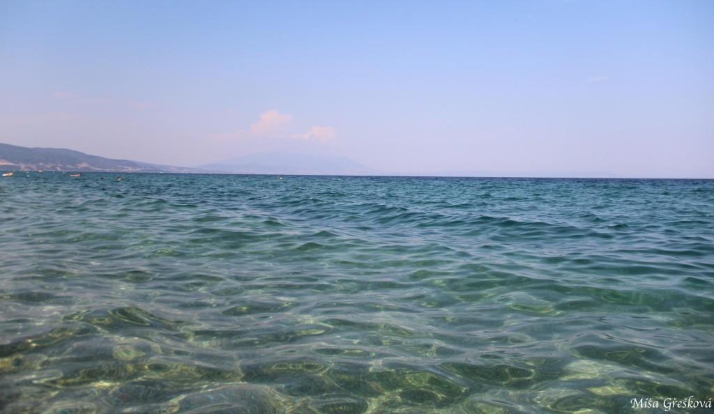 moře / sea