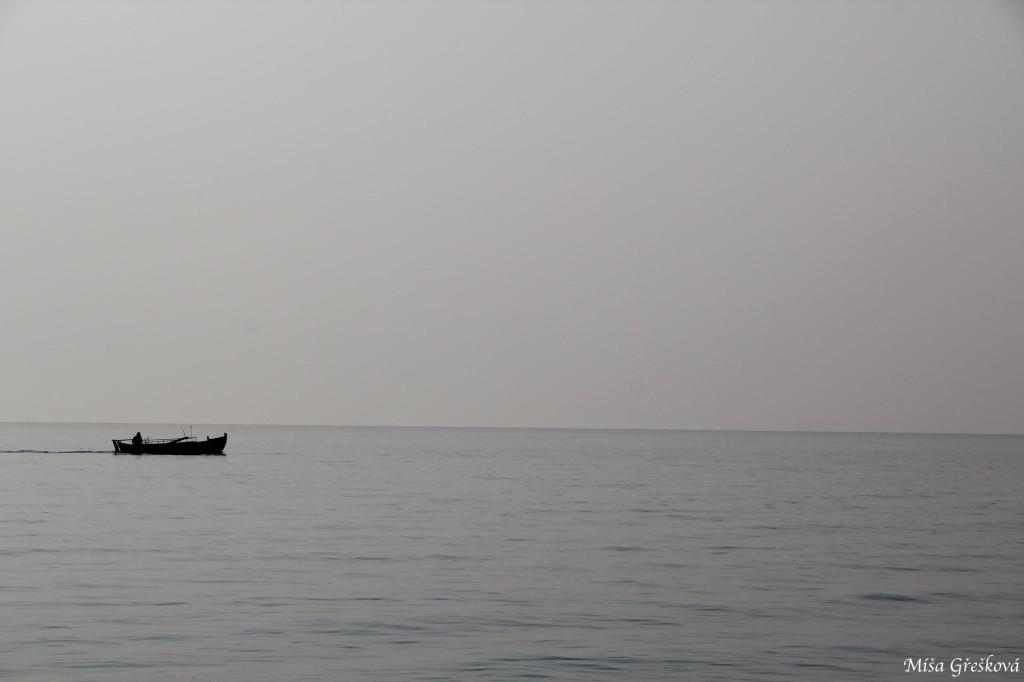 loďka / ship