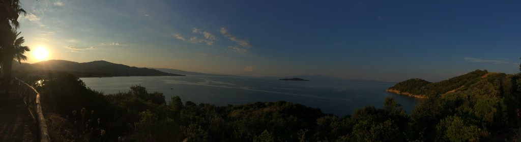 Míša Gřešková - Řecko